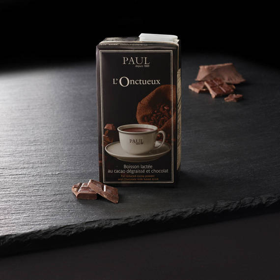 Warme chocolademelk PAUL