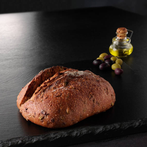 Pain Flamand aux 2 olives 400g